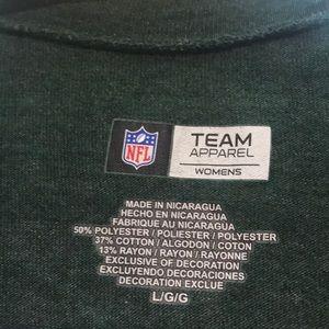 NFL Tops - NFL Green Bay Packers V-Neck T-Shirt